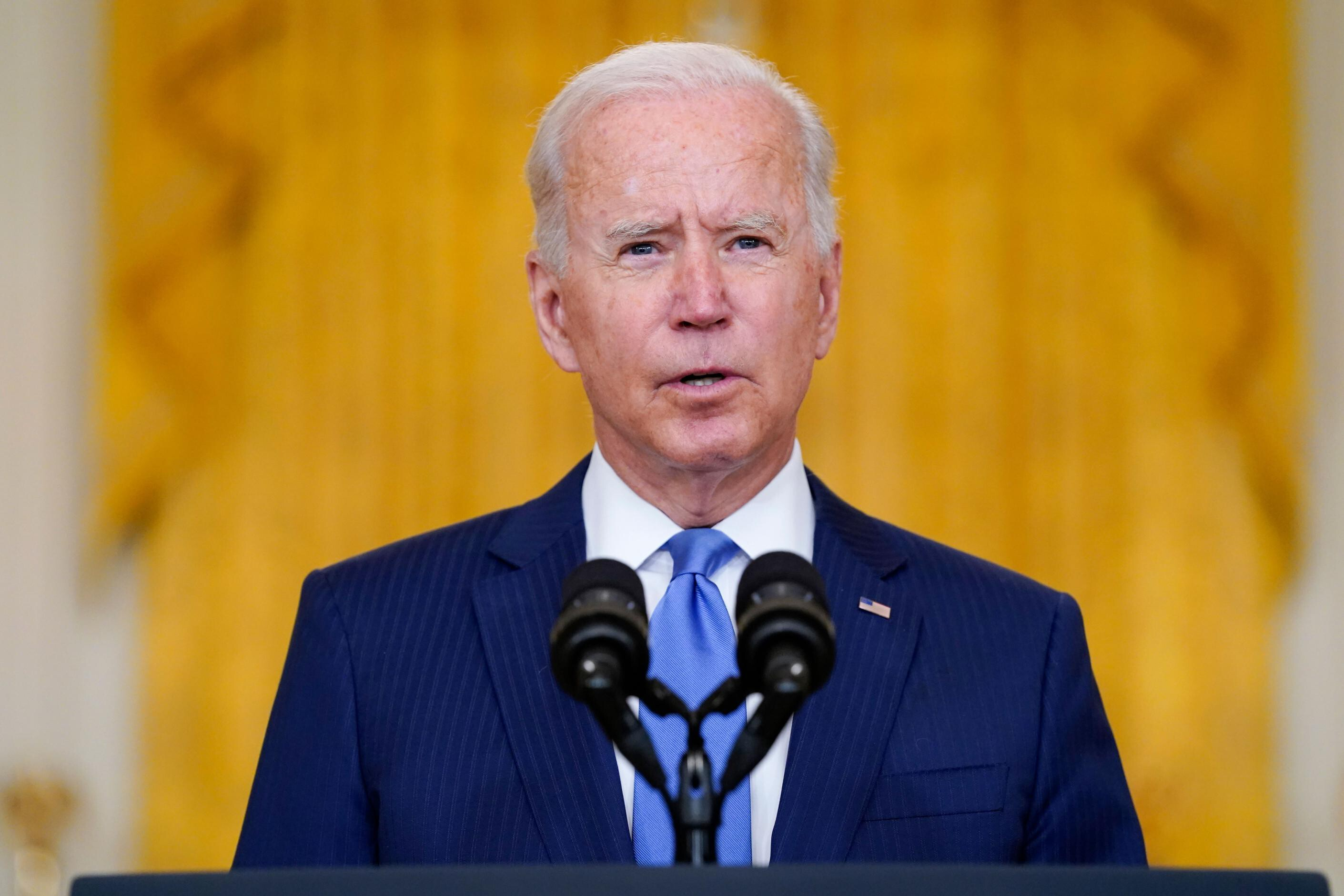 Biden criticizes Senate Republicans after police reform negotiations end without a deal