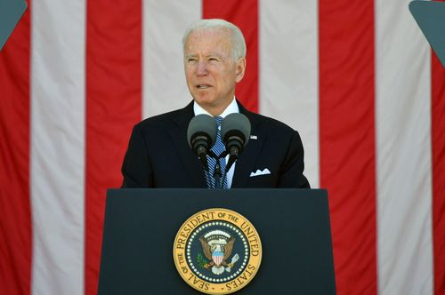 Image for Biden proclaims day of remembrance on 100th anniversary of Tulsa Race Massacre