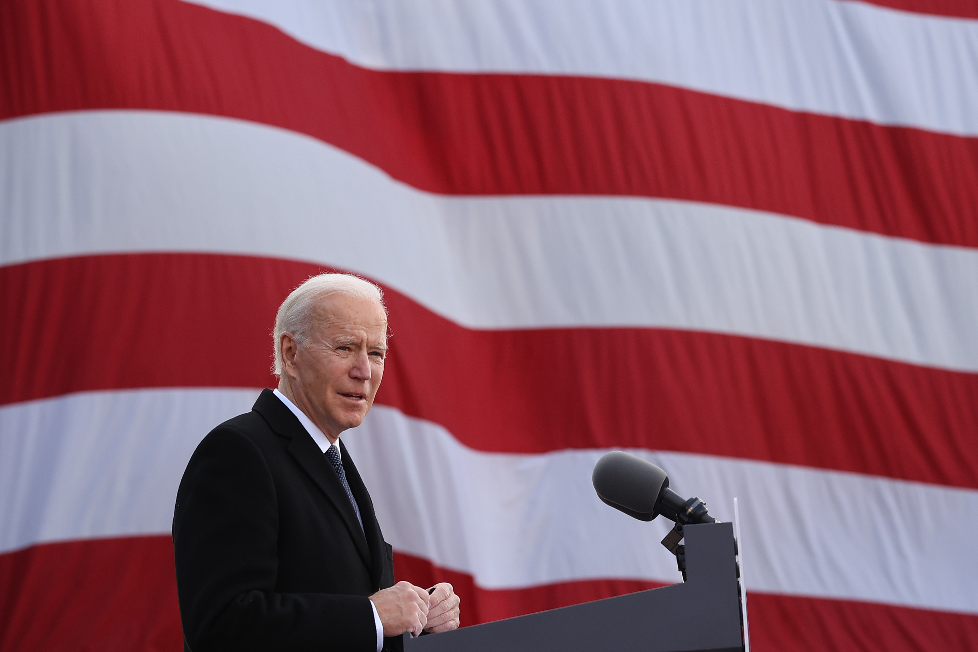 Biden to rescind 1776 commission via executive order