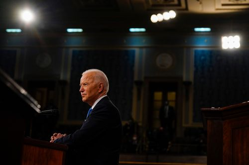 Image for Biden says schools 'should probably all be open' in the fall