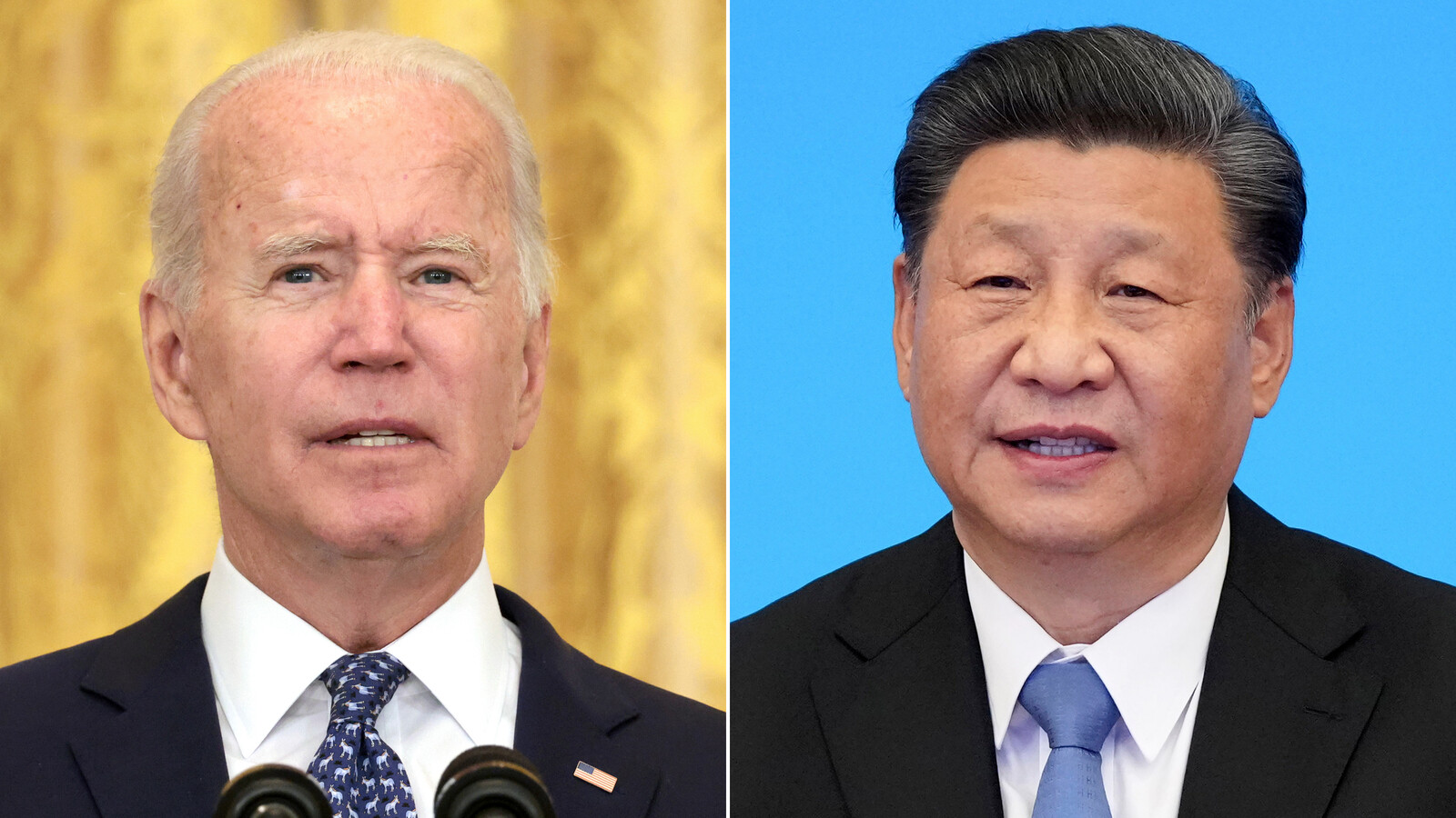 Biden speaks with Chinese President Xi Jinping amid tensions in recent months