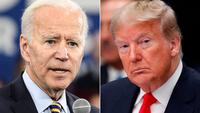 Biden describes his phone call with Trump about coronavirus response