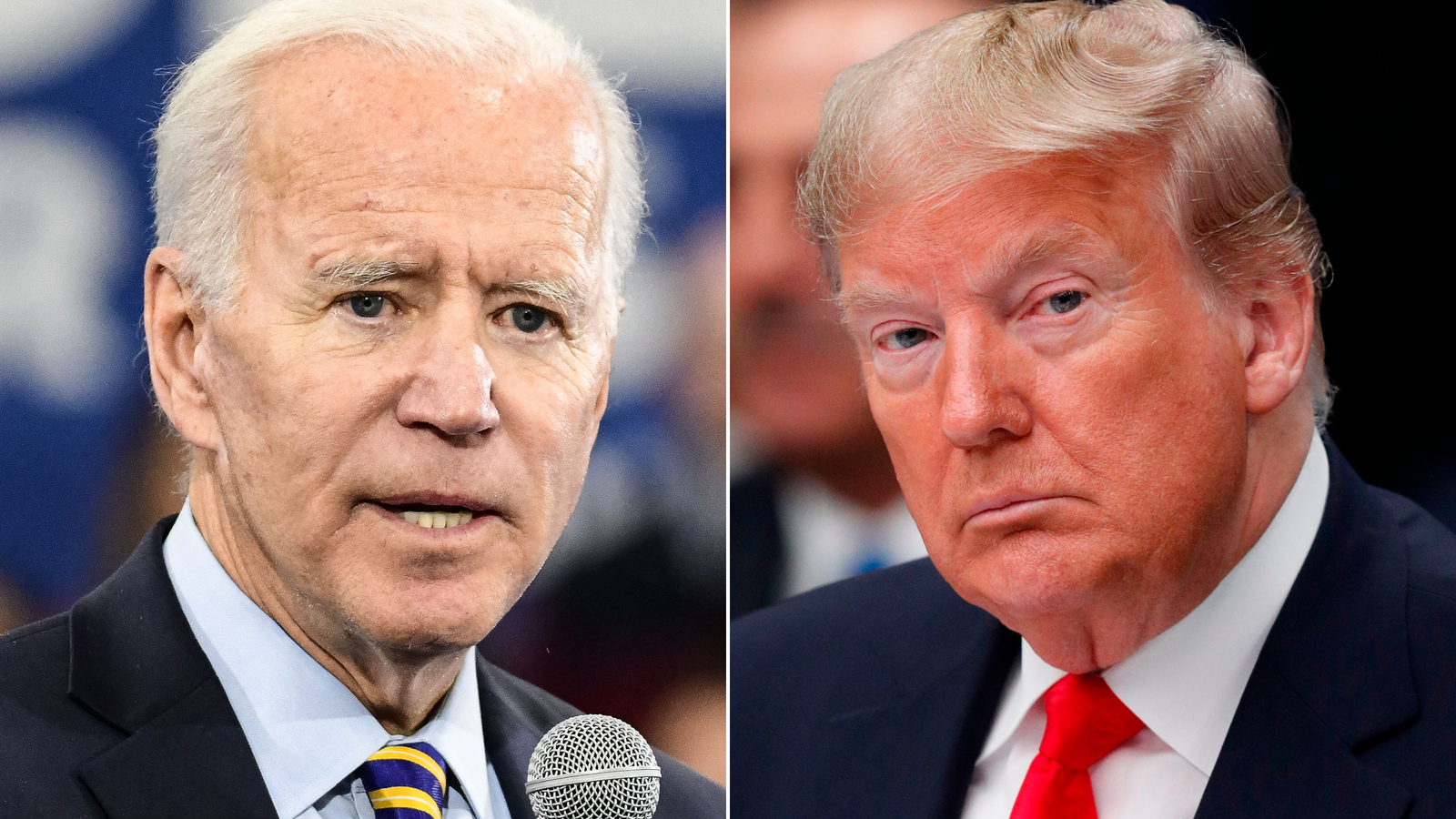 Biden campaign says he backs Trump's China travel ban