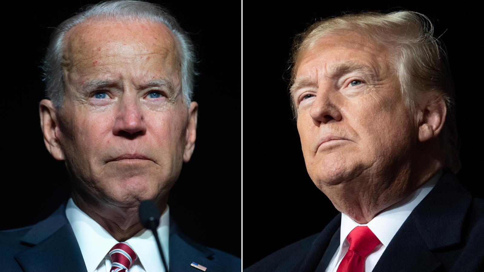 CNN poll: Biden leads Trump in national head-to-head matchup
