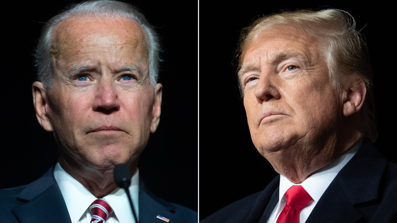 No debate handshake for Biden, Trump. First presidential showdown adapts to Covid-19