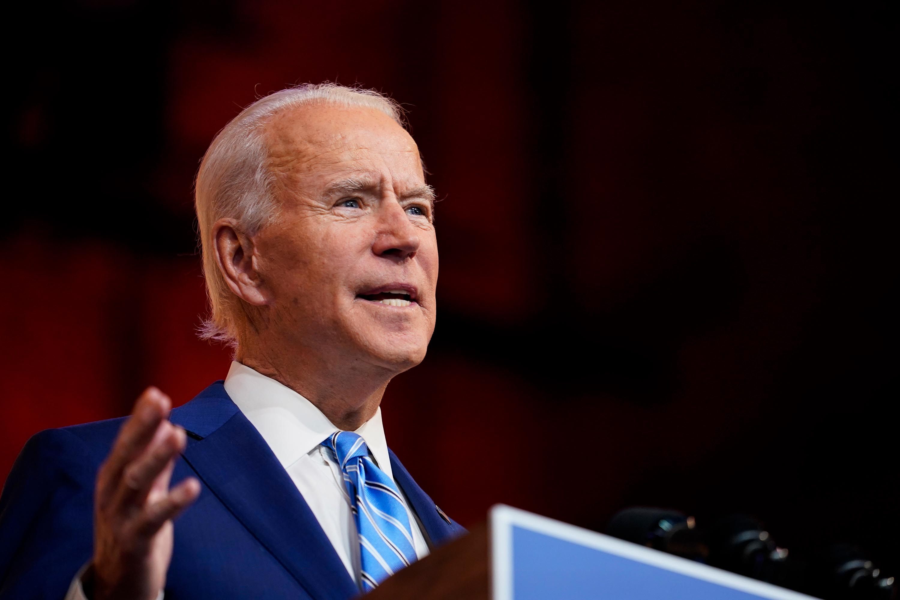 Biden's doctor says he has hairline fractures in his foot after slipping while playing with his dog