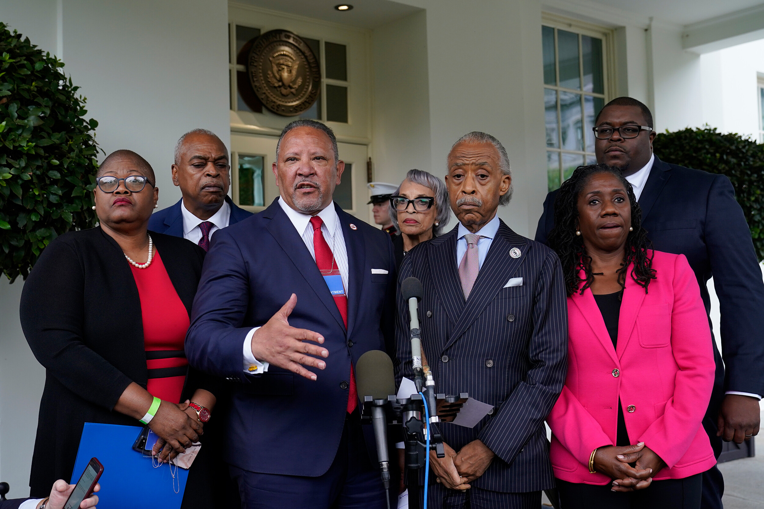 Biden not taking a stand against filibuster in speech would be an 'epic fail,' civil rights leaders say