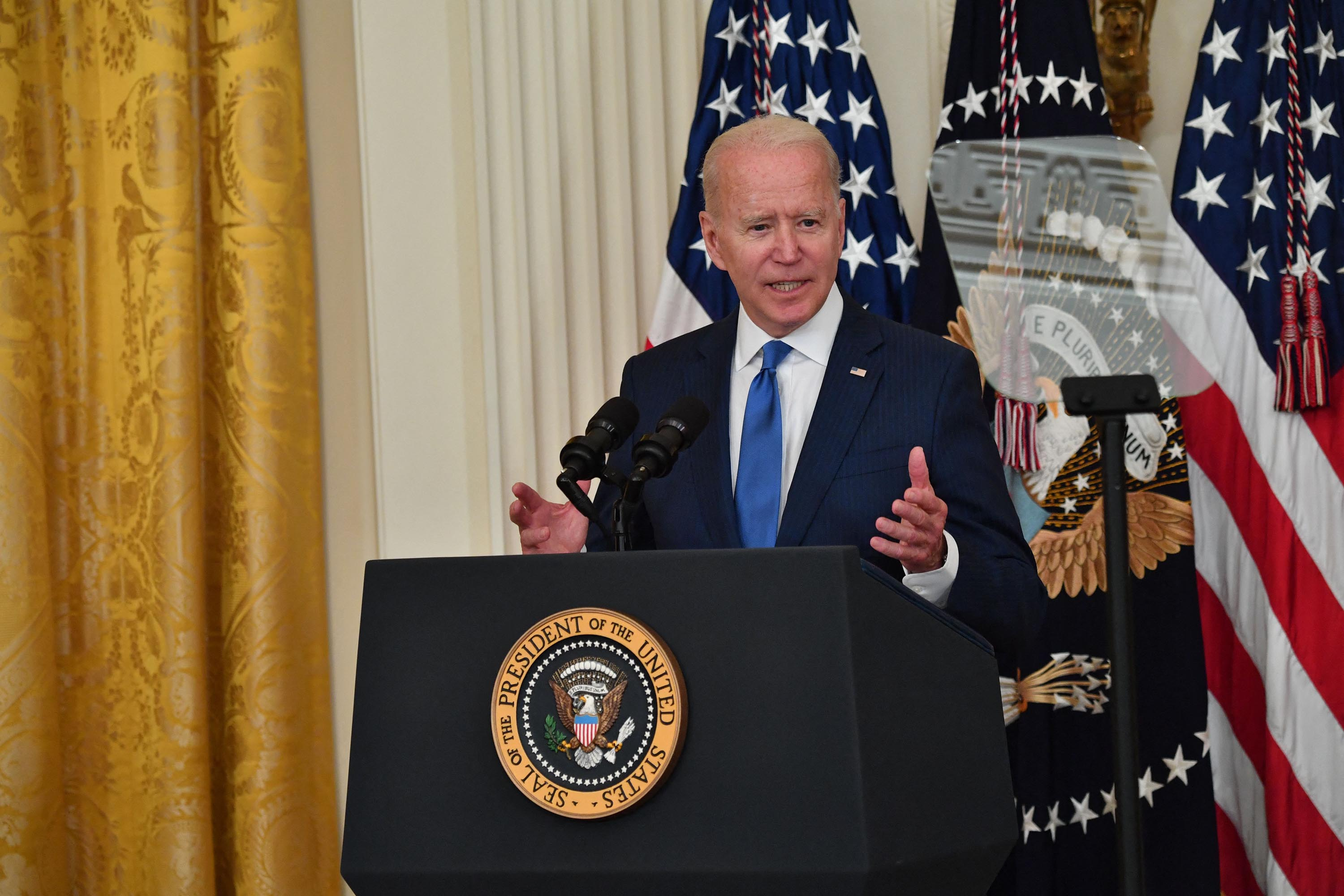 Biden touts bipartisan infrastructure deal in Wisconsin: 'This is a generational investment'