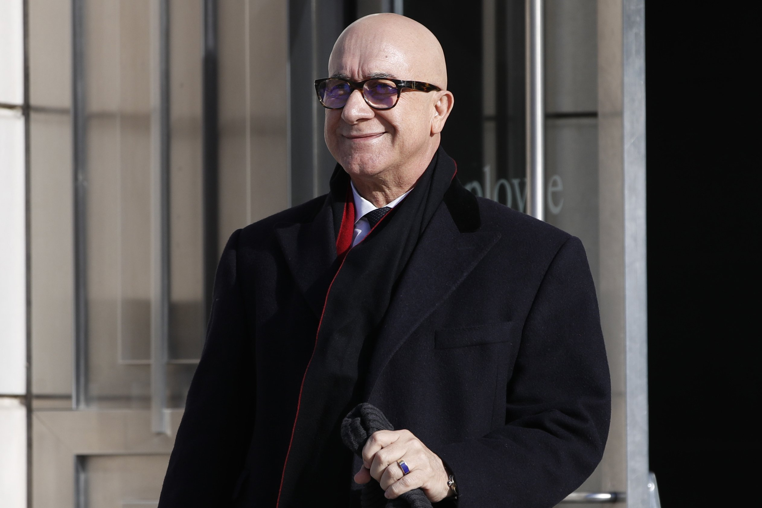 Michael Flynn's former business partner Bijan Kian found guilty on lobbying charges