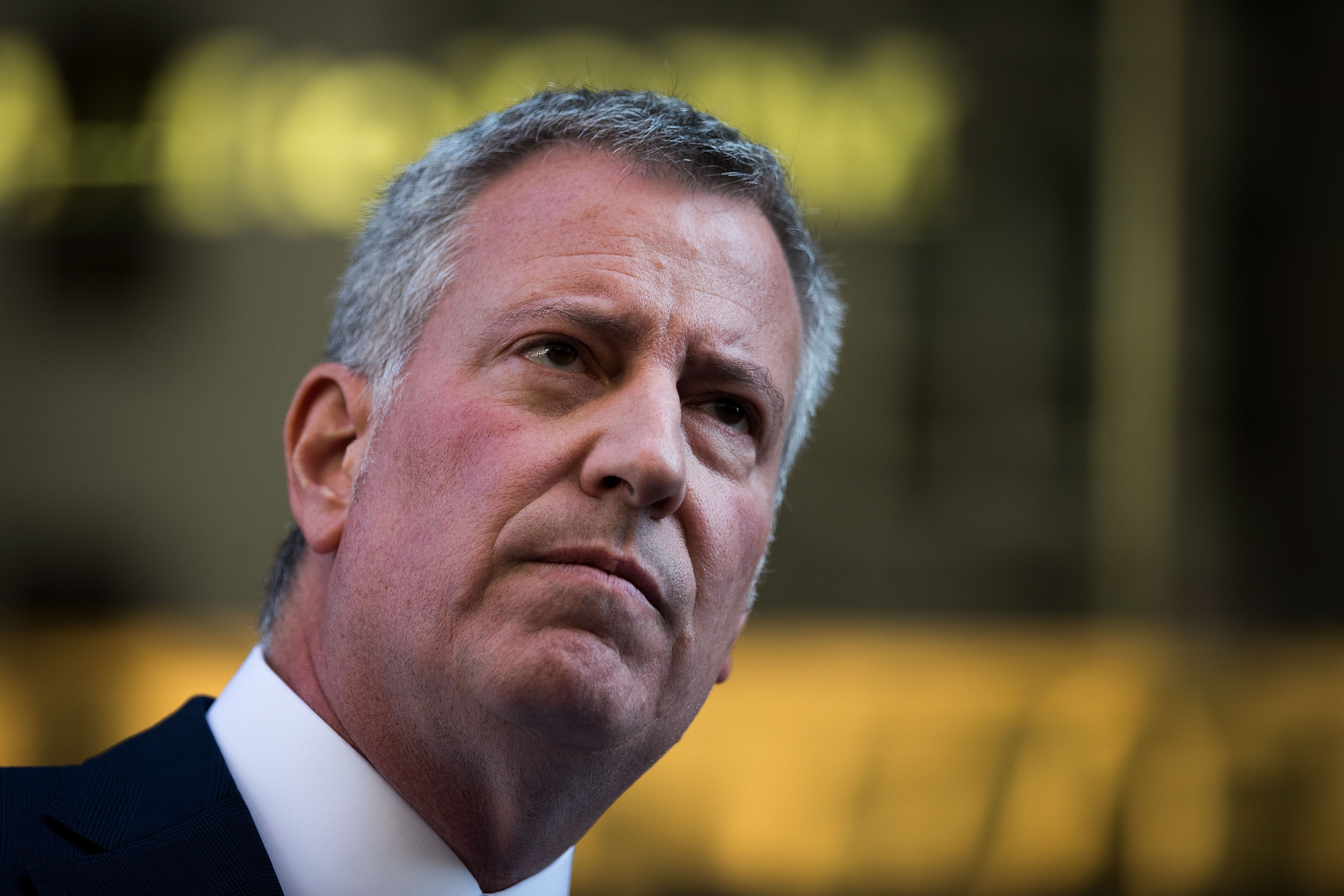 De Blasio says NYC only has enough medical supplies to last through the week