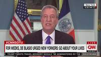 'I think he gets it now': New York Mayor Bill de Blasio searches for his footing in coronavirus crisis