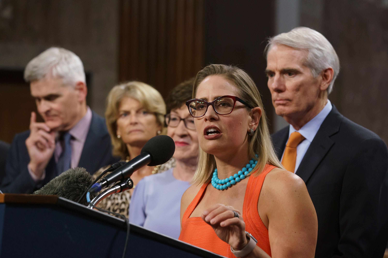 Senate passes $1 trillion infrastructure bill after months of intense bipartisan talks