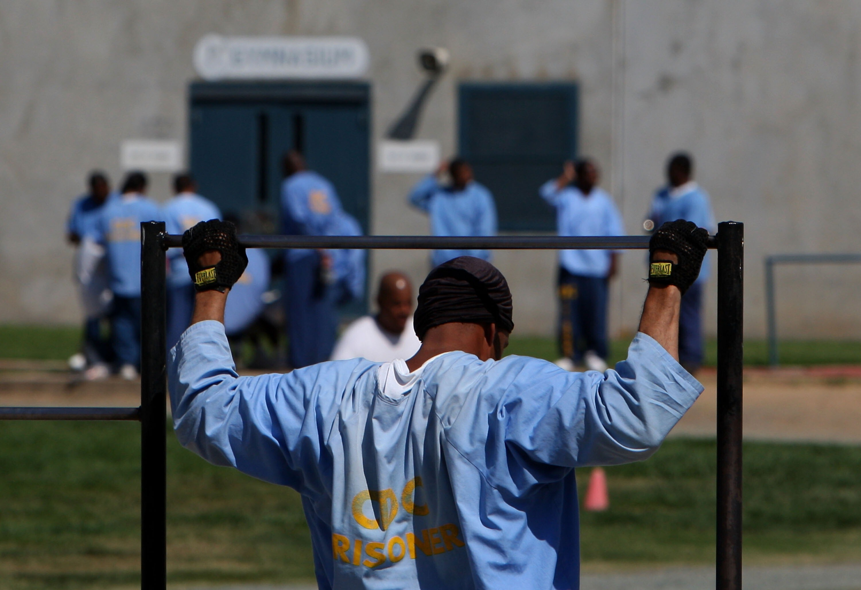 Black Americans are incarcerated at nearly five times the rate of Whites, new report on state prisons finds