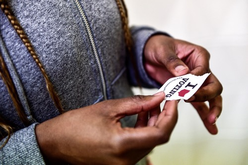 Image for Coronavirus threatens a guarded tradition for many black Americans: Voting in person