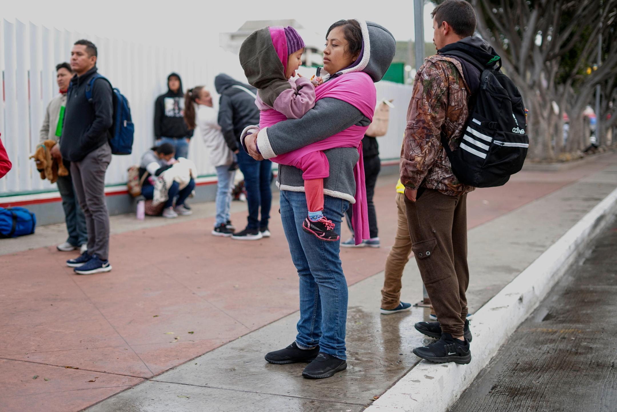 United Nations refugee agency blasts US asylum limits