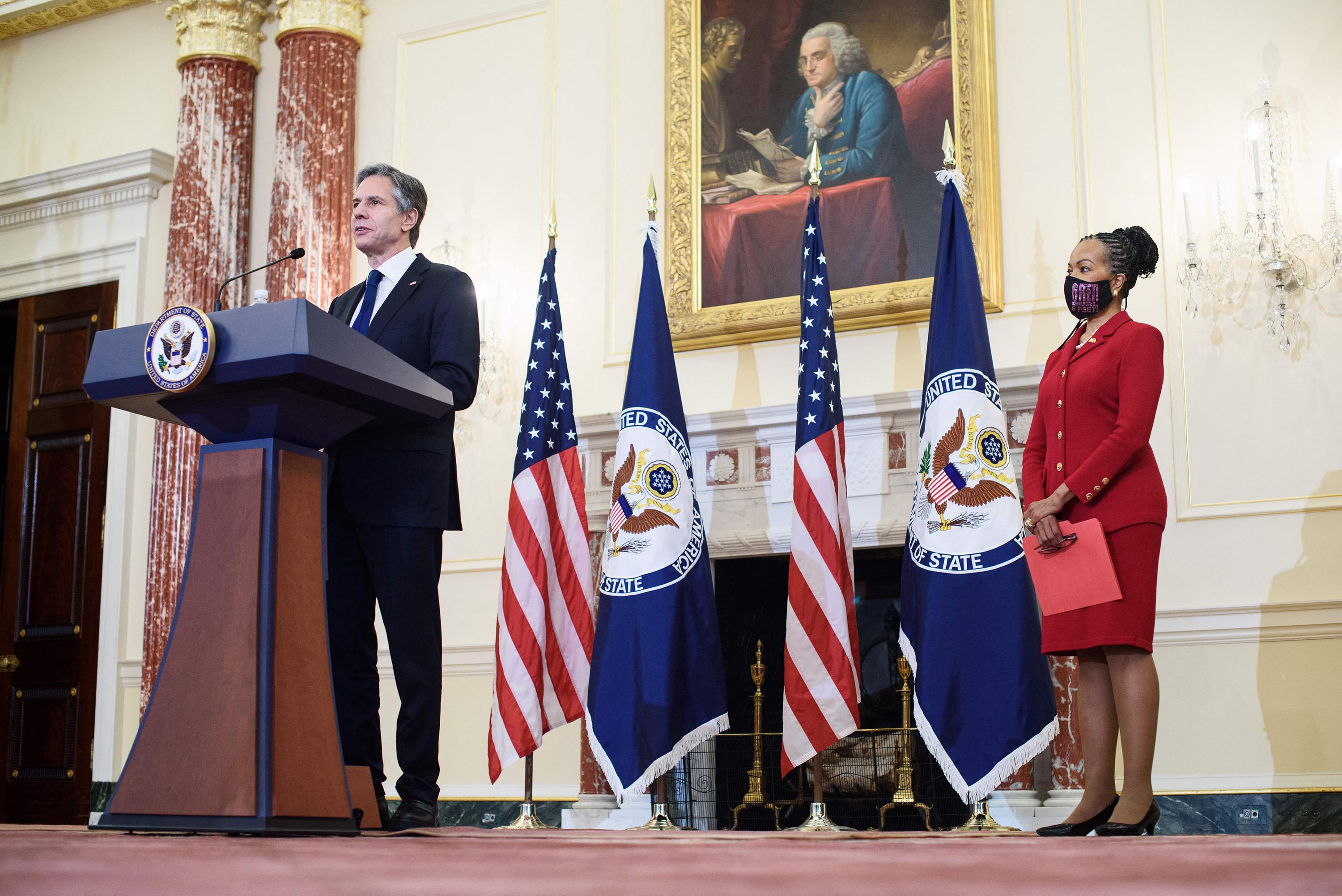 Blinken's battle to make State Department more diverse will face steep resistance, diplomats of color say