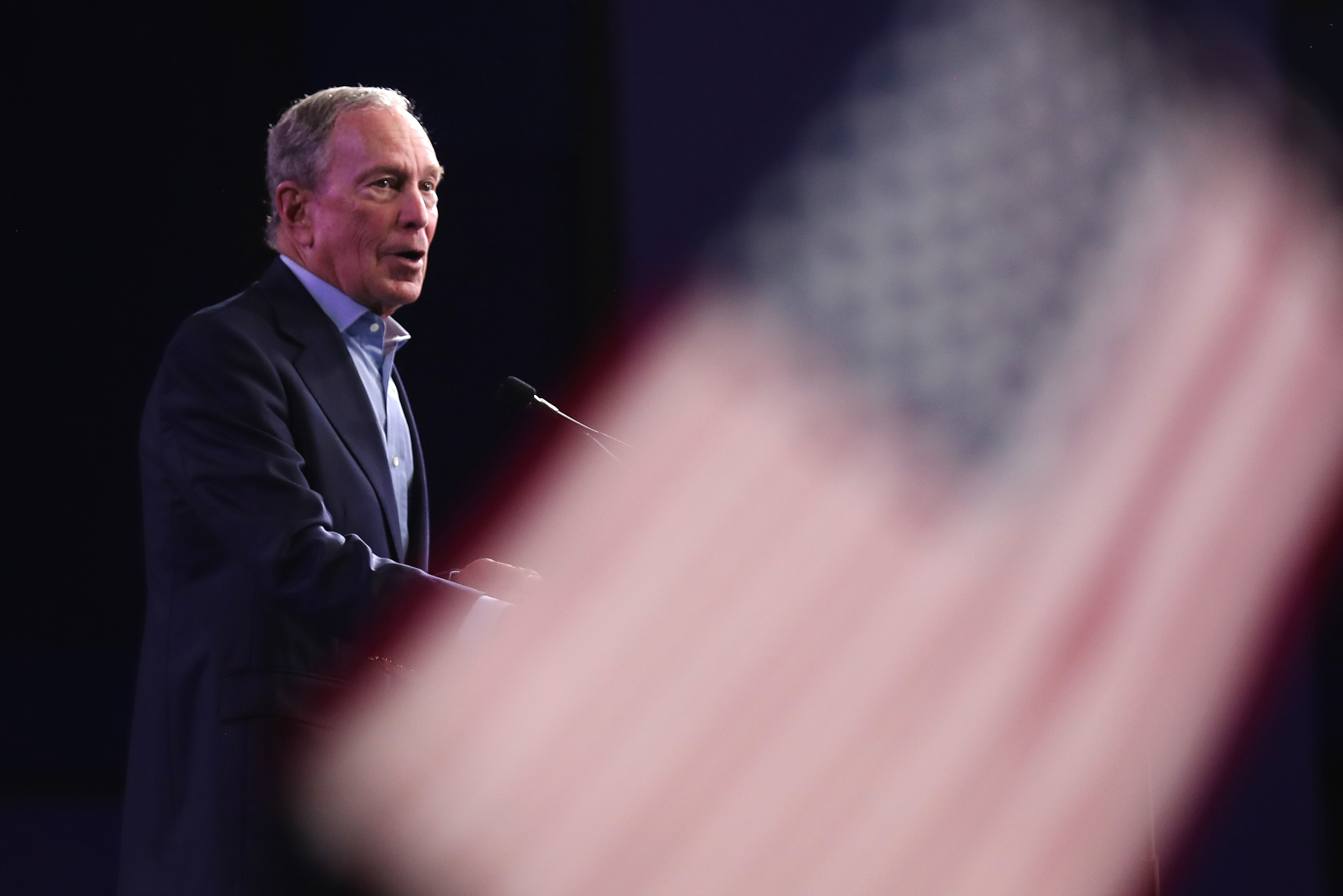 Bloomberg to speak at Democratic convention, angering some liberals