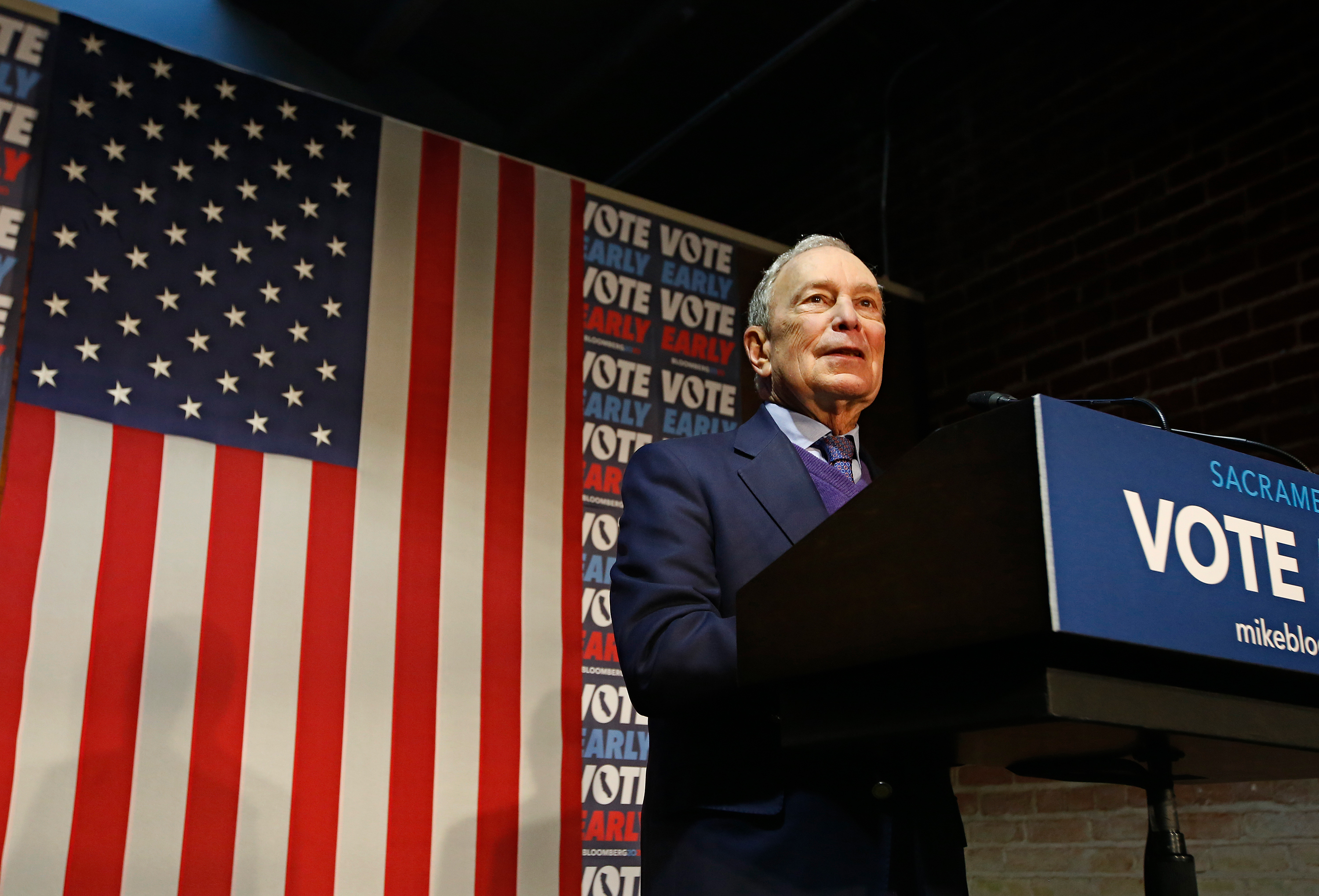Bloomberg once said Social Security was the biggest Ponzi scheme and argued for cuts to entitlements
