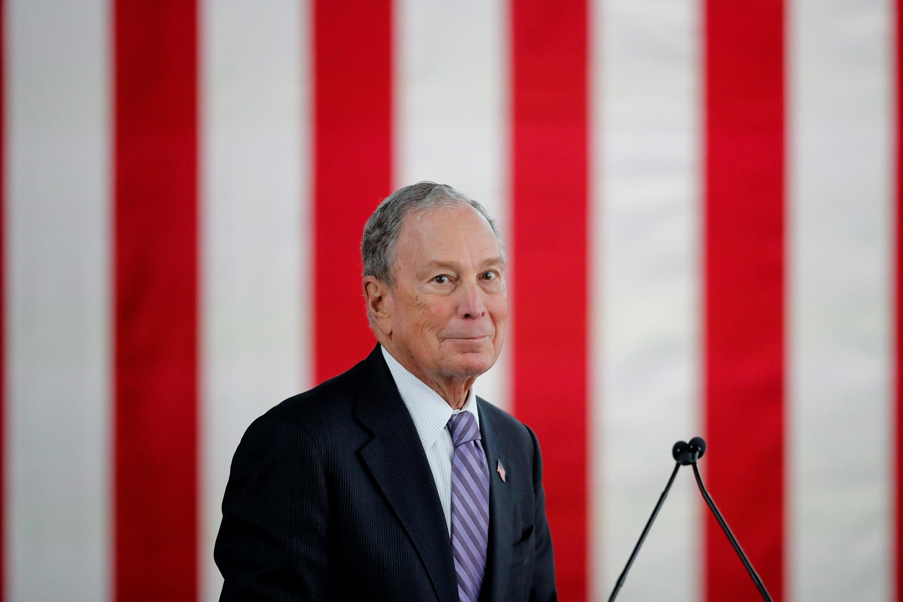 Bloomberg referred to transgender people as 'some guy wearing a dress' in 2019 remarks
