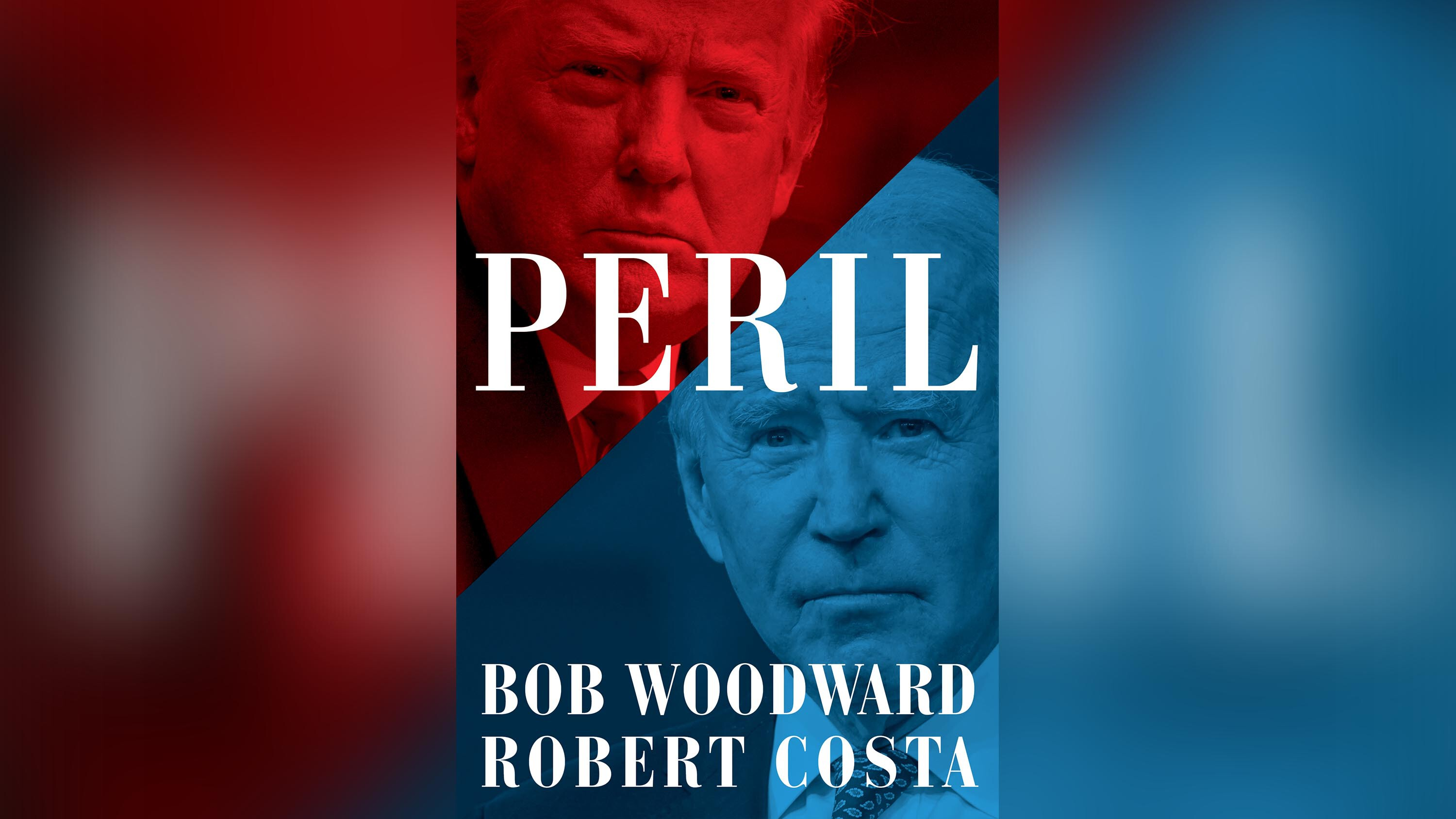 Exclusive: Title, cover and details of new Trump book from Bob Woodward and Robert Costa revealed