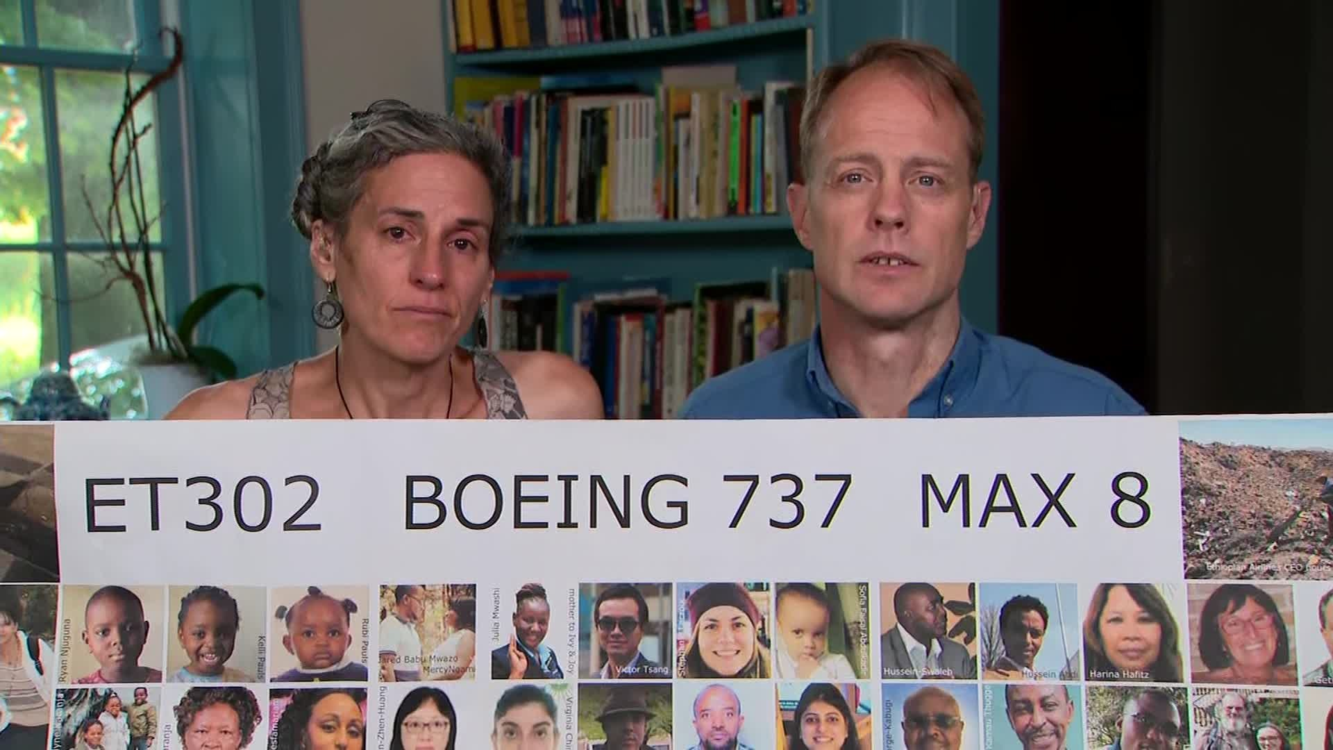 Relatives of victims killed in 737 Max crashes accuse Boeing of prioritizing greed over safety