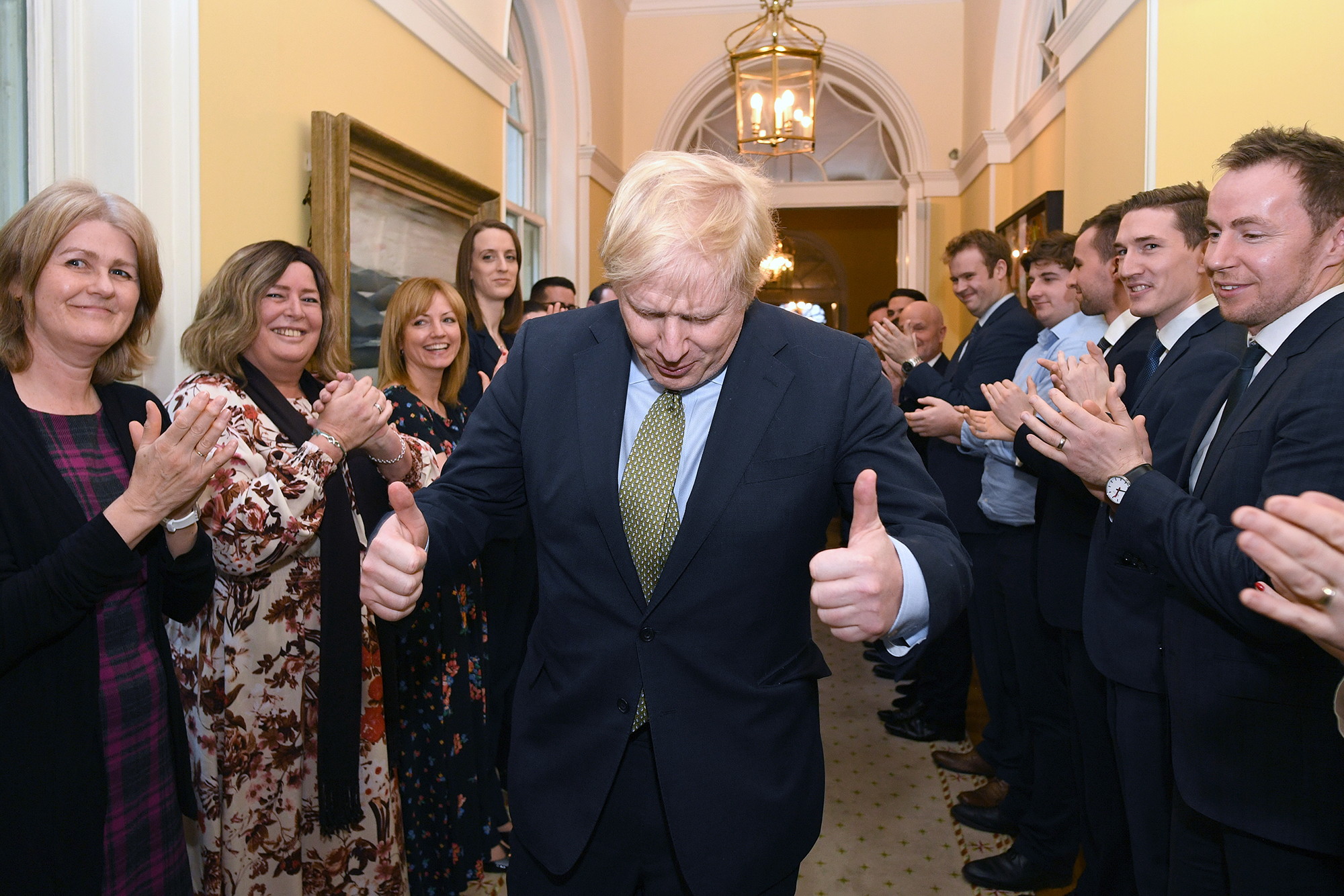 Should Boris Johnson's landslide win make 2020 Democrats nervous?