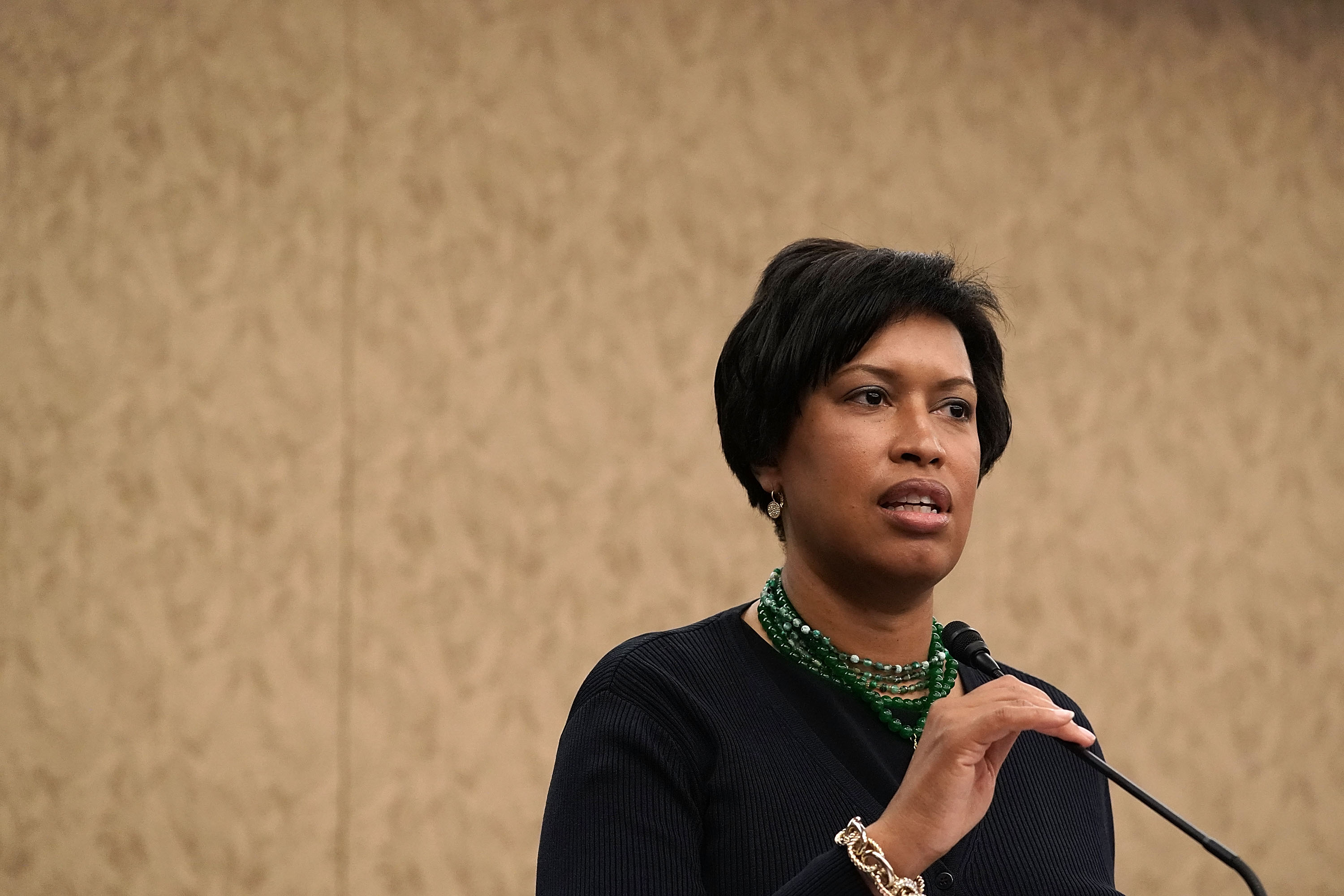 DC mayor says she's 'shocked' and 'outraged' at treatment of peaceful protesters at White House