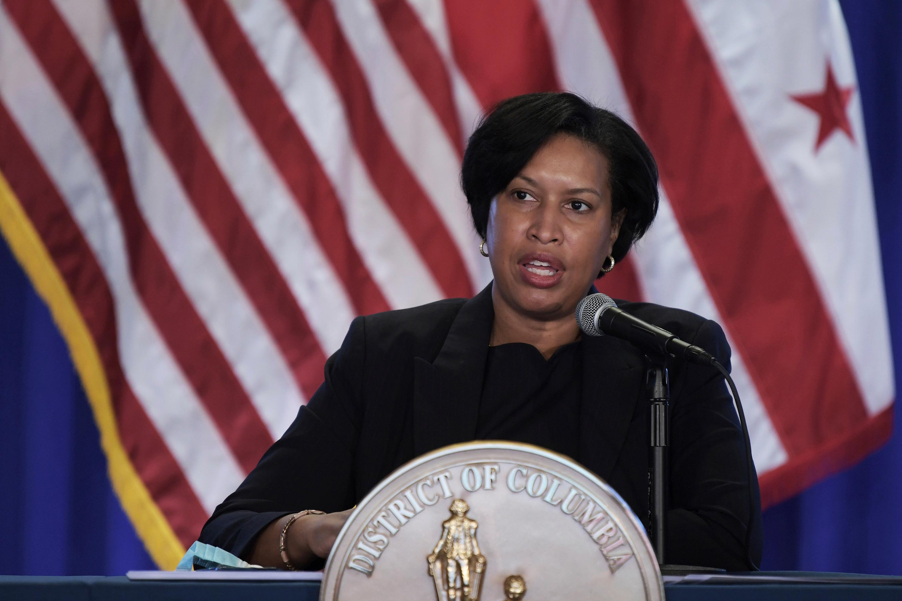 DC mayor's sister dies from Covid-19