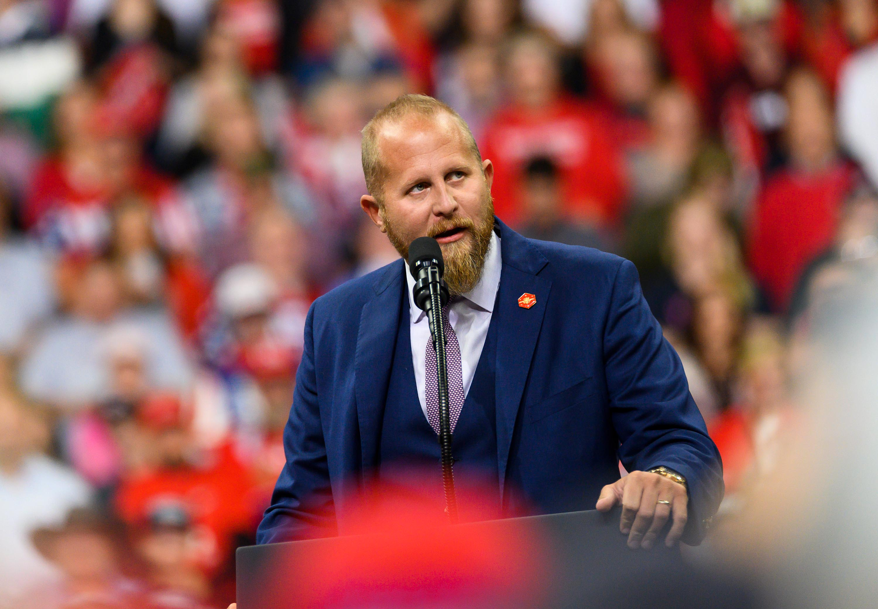 Former Trump campaign manager Brad Parscale hospitalized following reported suicide attempt