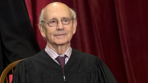 Image for Democrats wary of appearing to push Justice Breyer out despite their small window to replace him