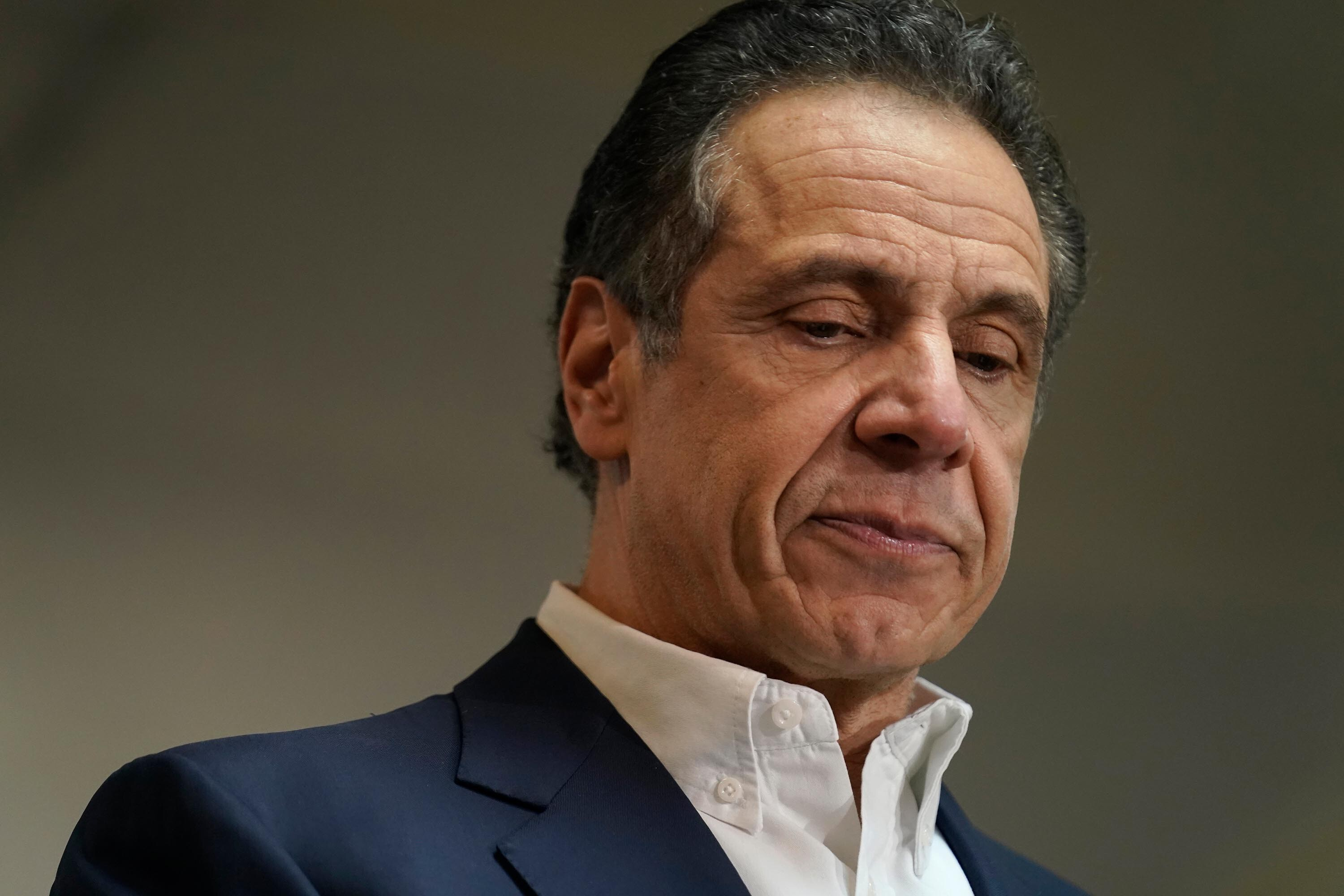 Executive assistant to Andrew Cuomo details allegations of sexual harassment by New York governor