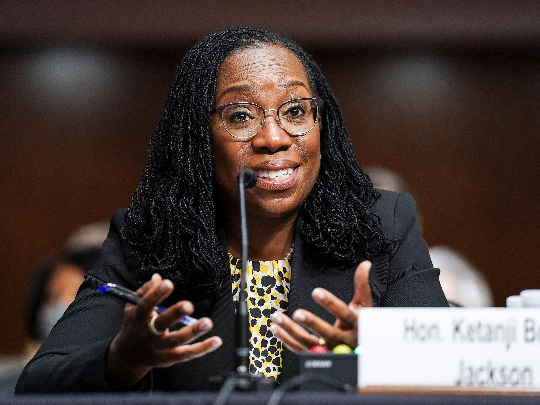 Senate to vote on confirmation of key Biden judicial nominee Ketanji Brown Jackson