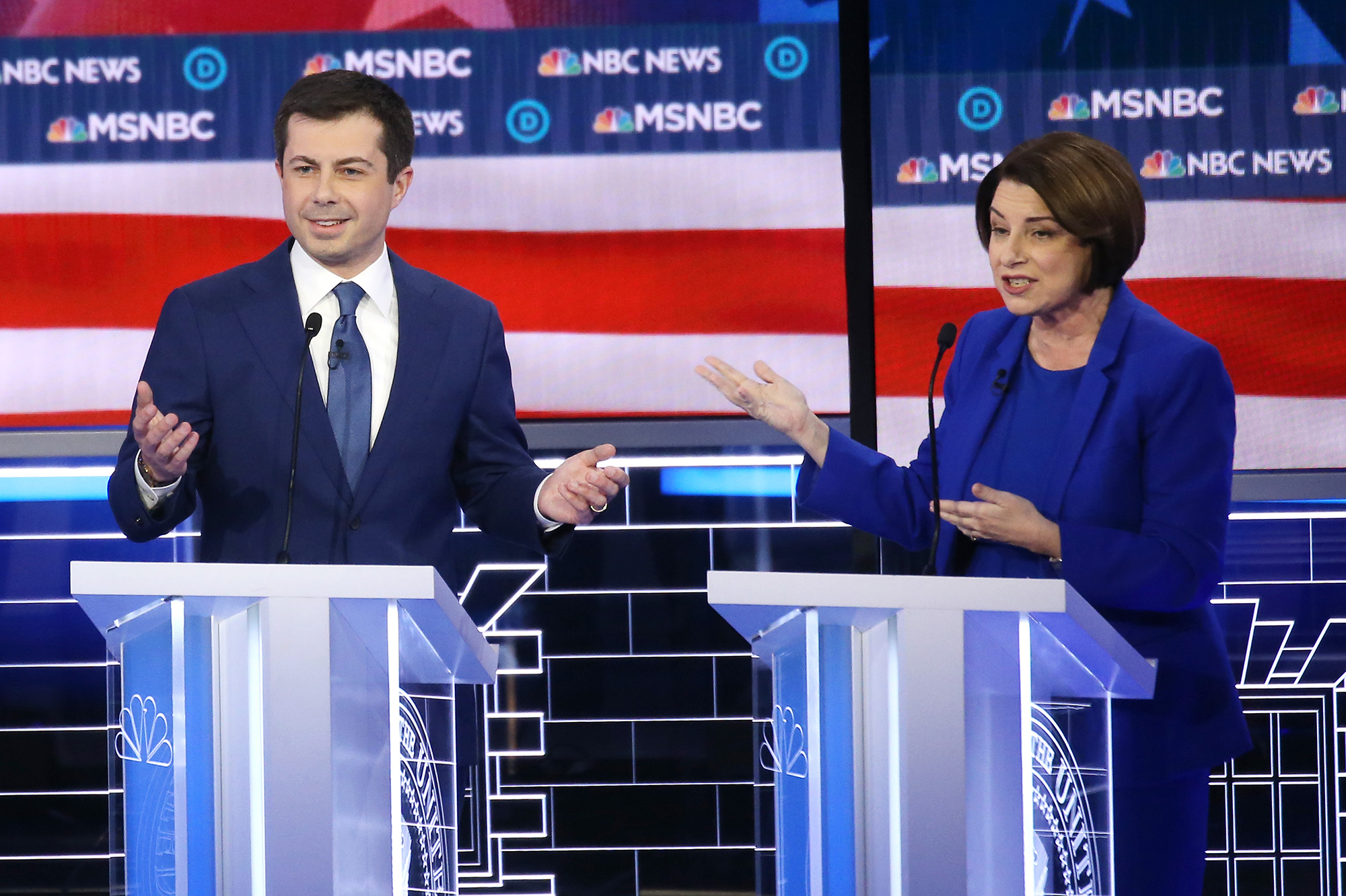 What drives Amy Klobuchar's disdain for Pete Buttigieg