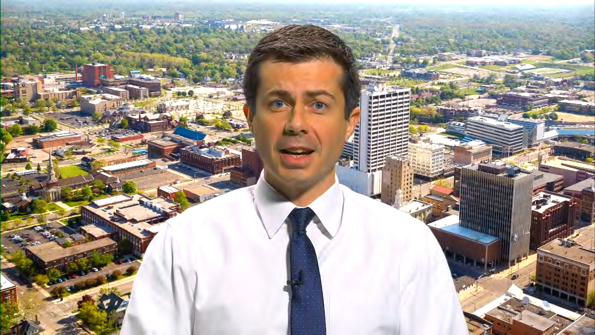 Buttigieg rolls out plan to push for mental health care, fight addiction