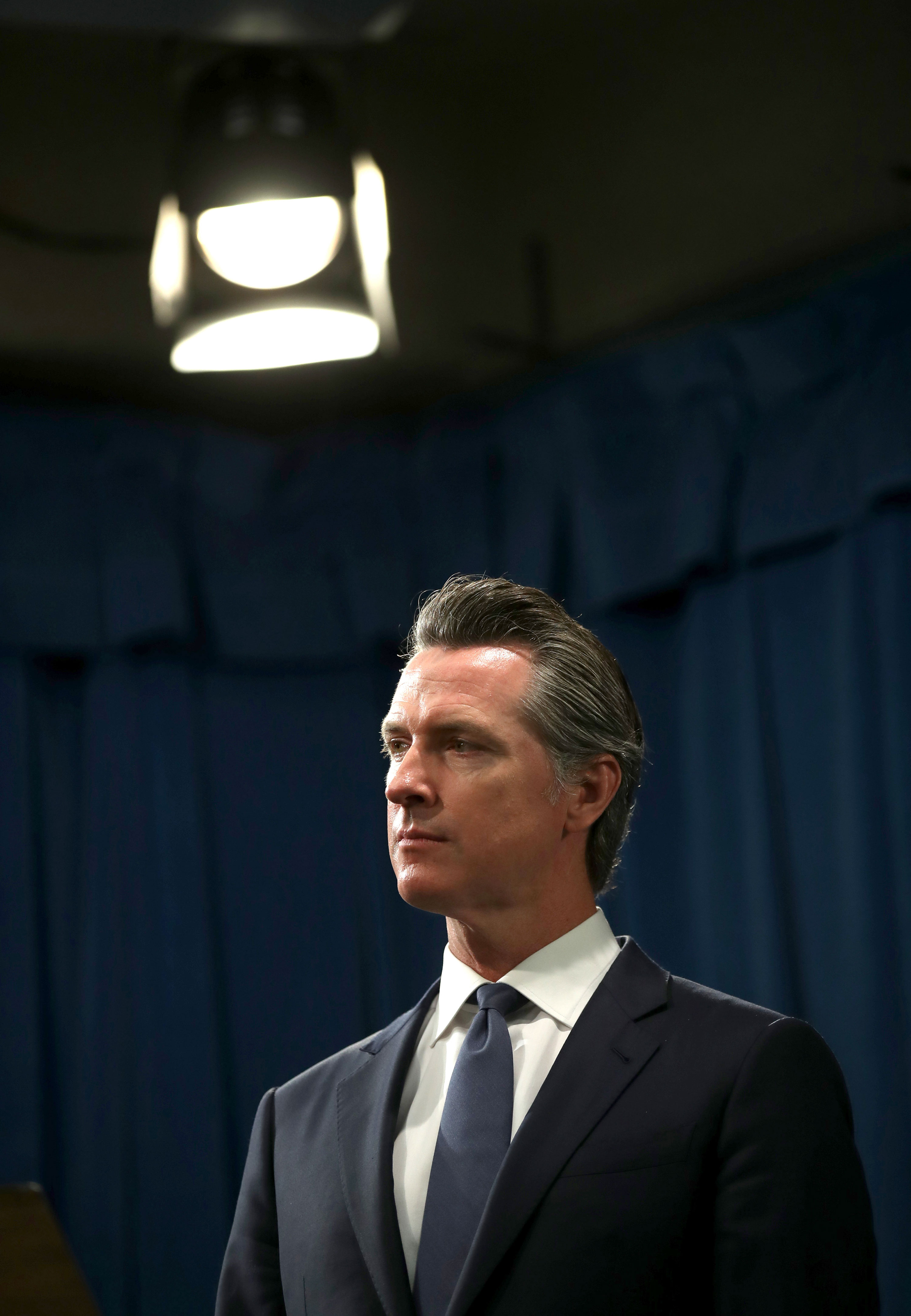 Newsom files lawsuit to be listed as Democrat on California recall ballot