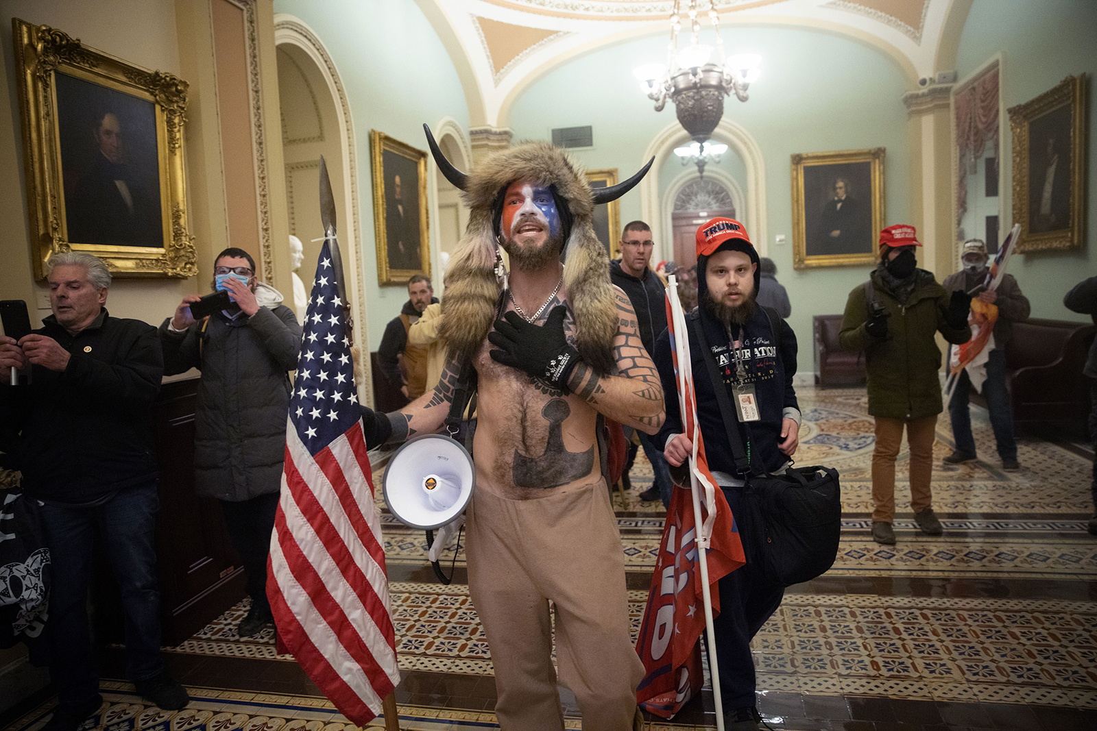 US says Capitol rioters intended to 'capture and assassinate' elected officials
