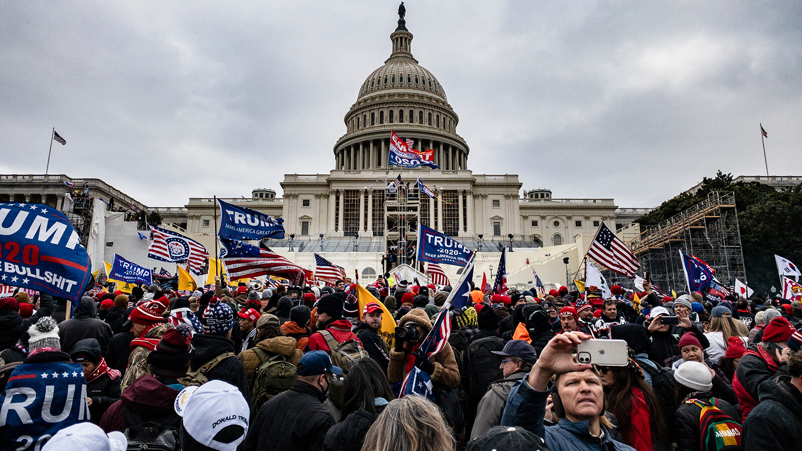 Federal judge rejects comparisons between Capitol insurrection and racial justice unrest
