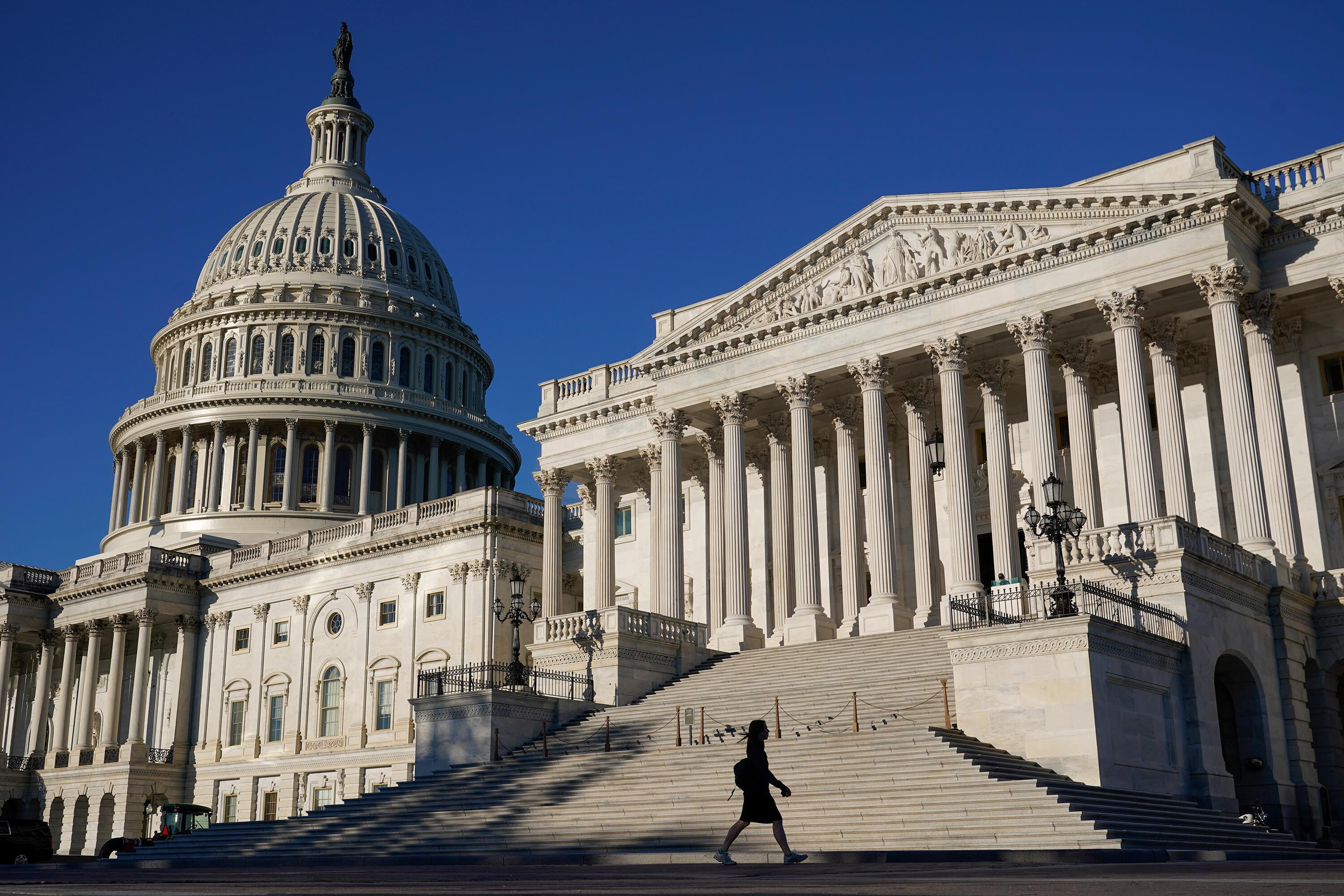 Capitol Police who protect members of Congress must get vaccinated or be reassigned