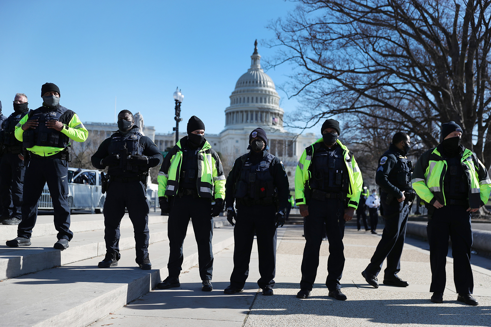 January 6 rioter charged with bringing gun to Capitol grounds, undercutting GOP claims that the pro-Trump mob was unarmed