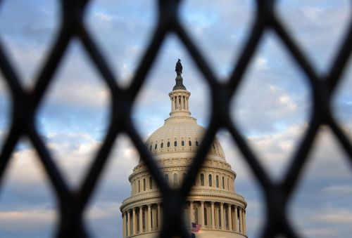 Image for Feds on high alert Thursday after warnings about potential threats to US Capitol