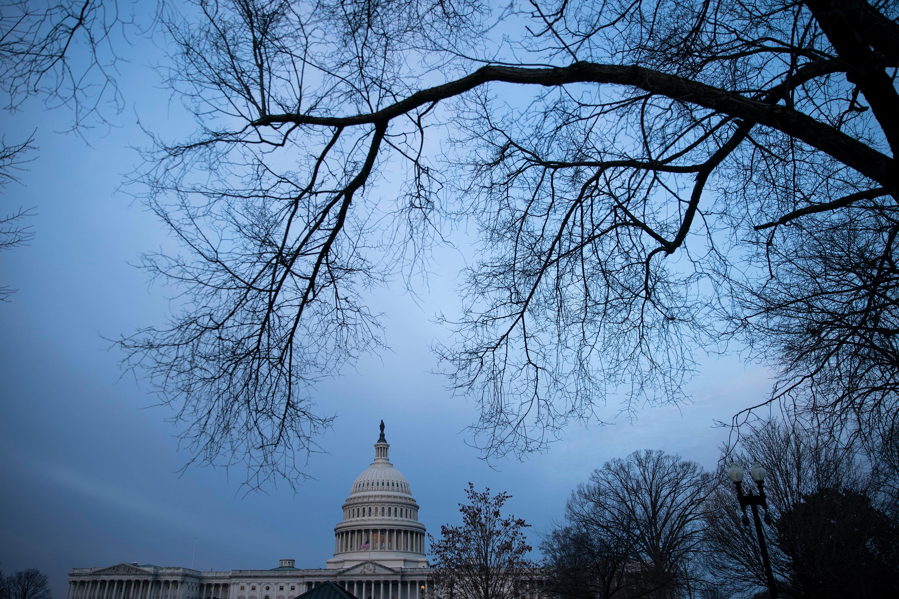 Fear and mistrust loom large in the Capitol in the wake of January 6