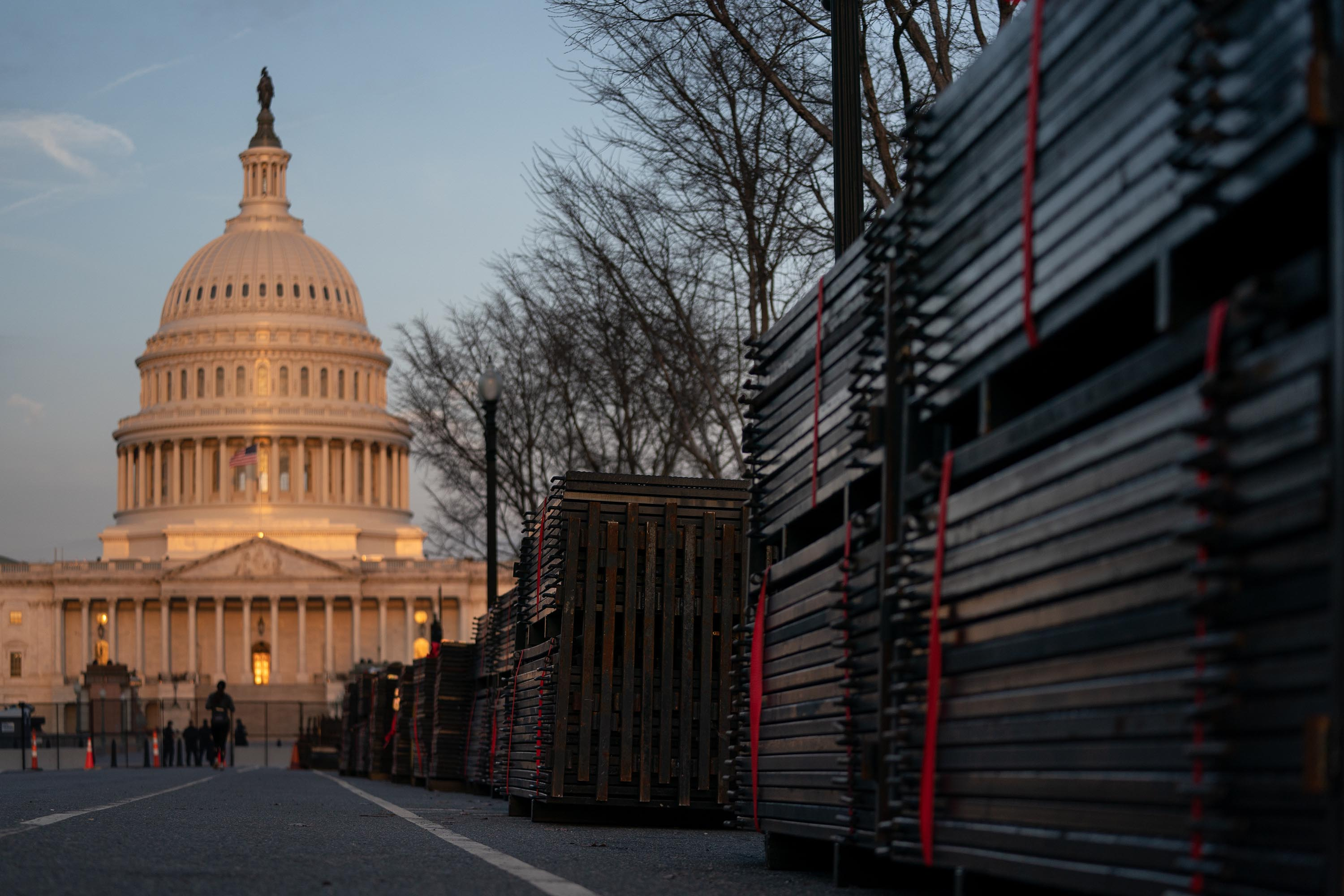 Democrats preparing to move security supplemental for House floor vote this month