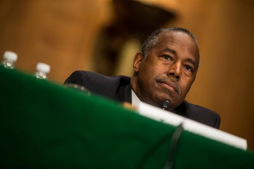 Image for Ben Carson is the latest Trump official to test positive for coronavirus
