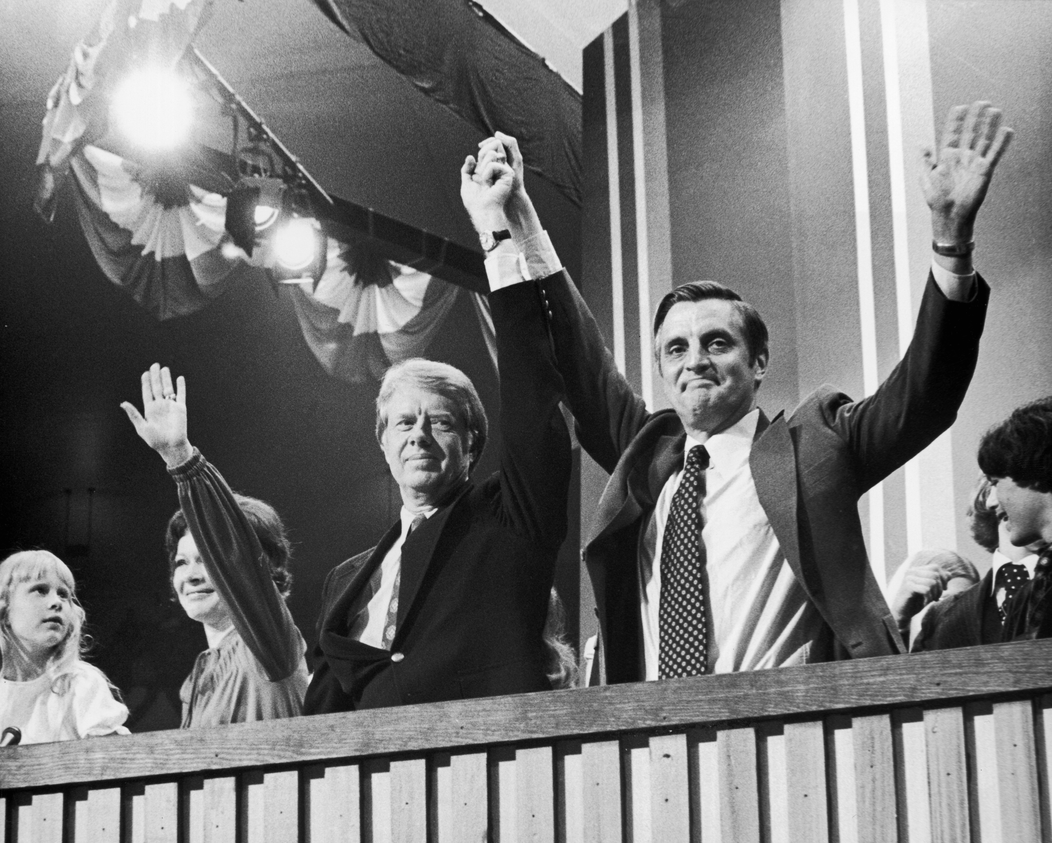 Carter mourns Mondale's death: 'The best vice president in our country's history'