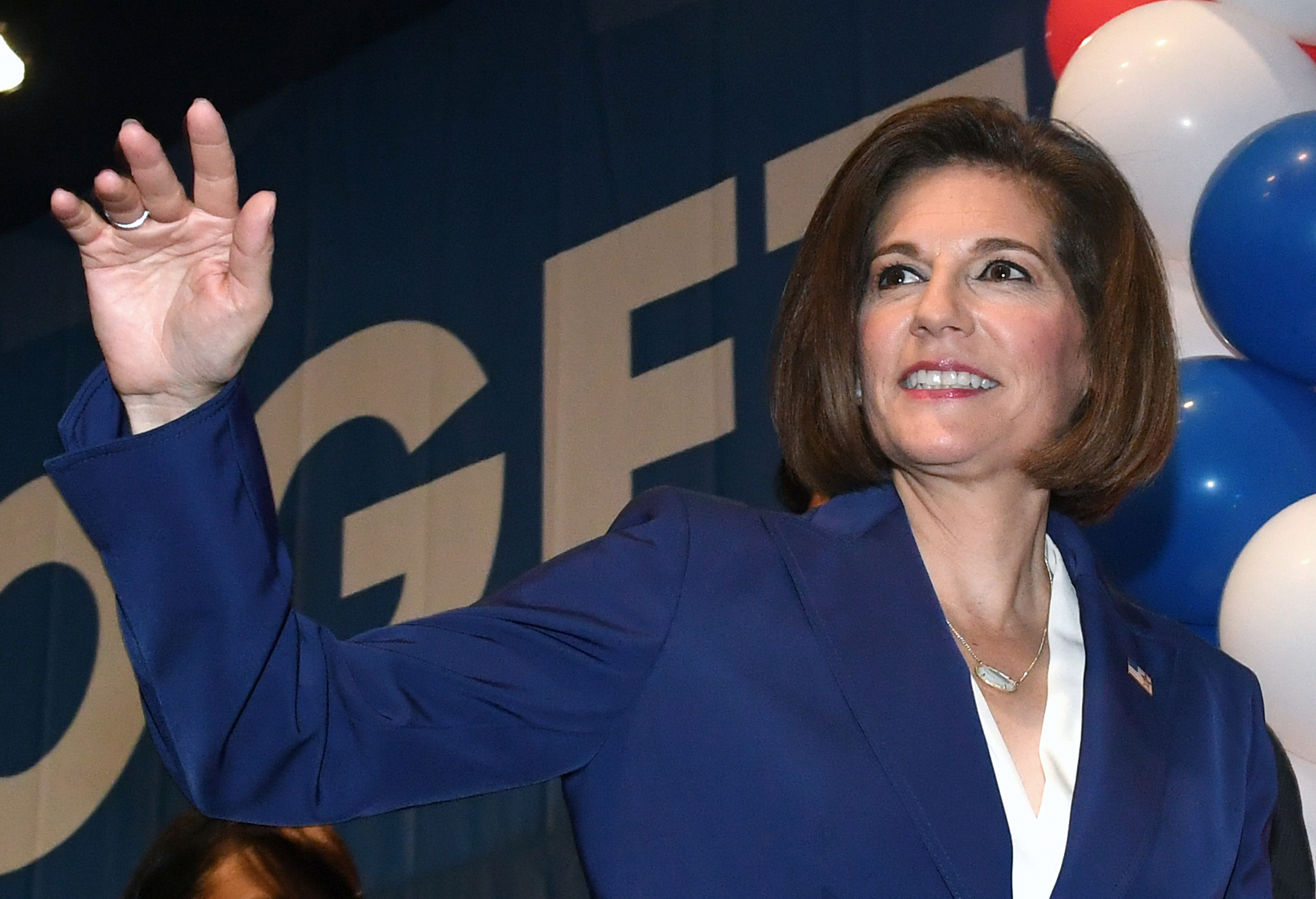 Nevada Sen. Catherine Cortez Masto pulls name from Biden running mate consideration