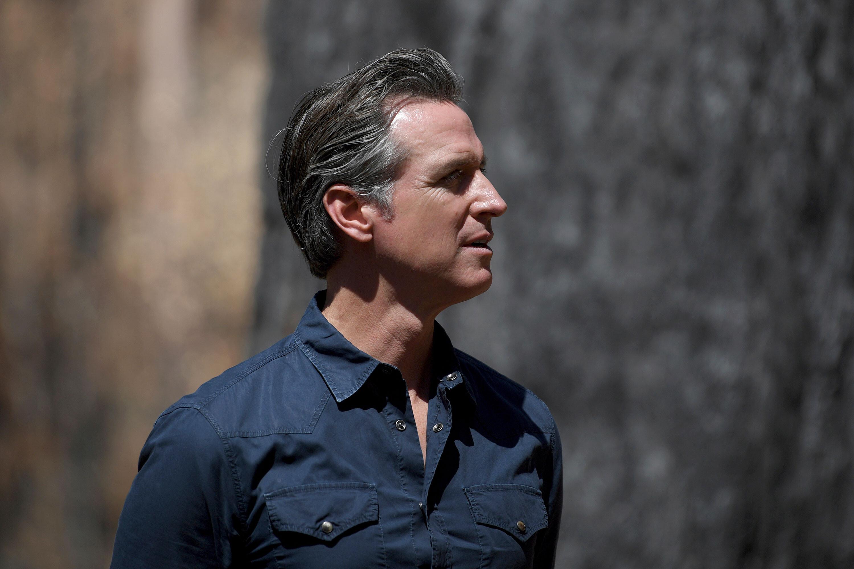 Recall candidates target California Gov. Gavin Newsom and his top GOP rival Larry Elder in debate
