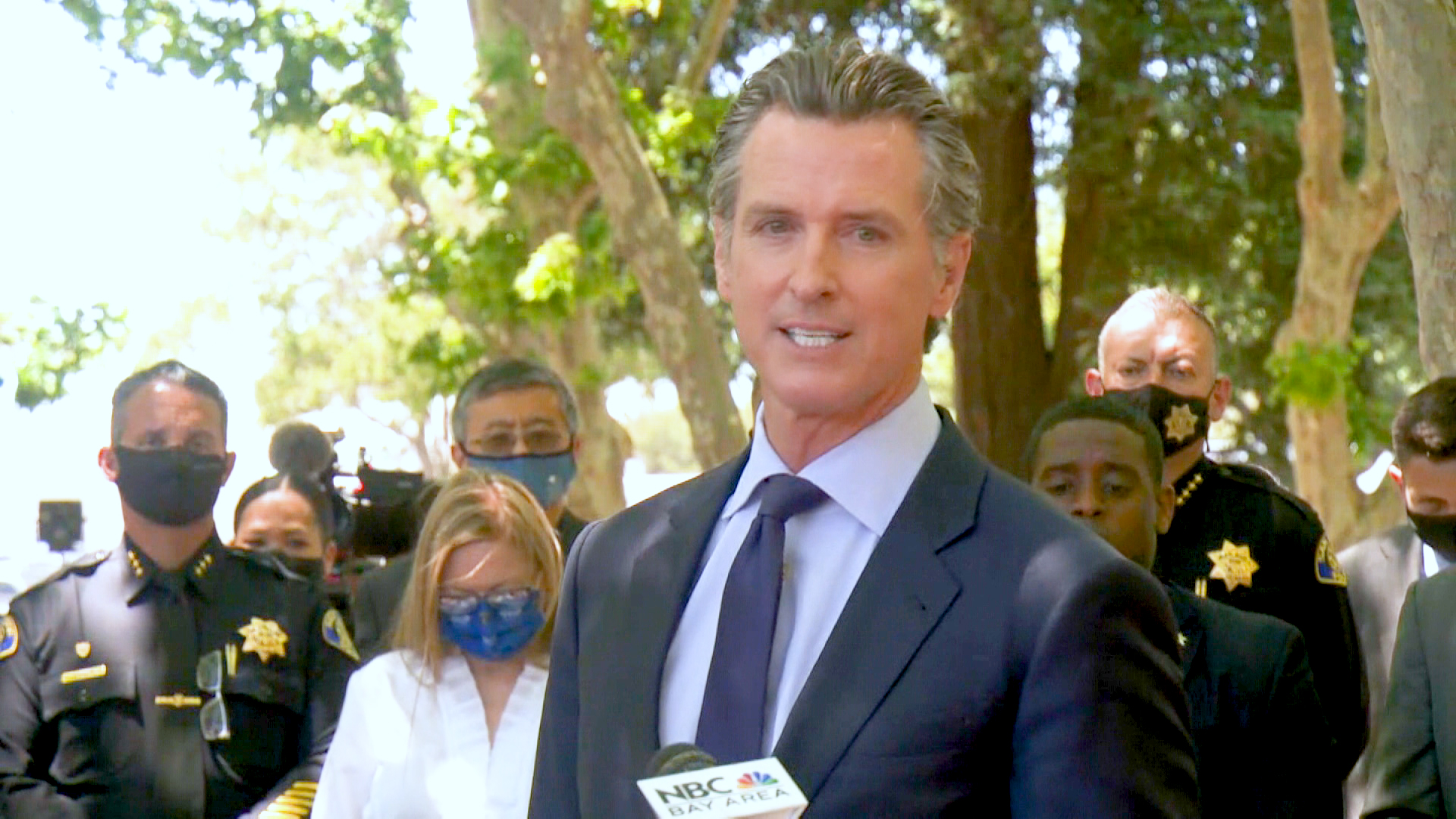 Election to recall California Gov. Gavin Newsom set for September 14