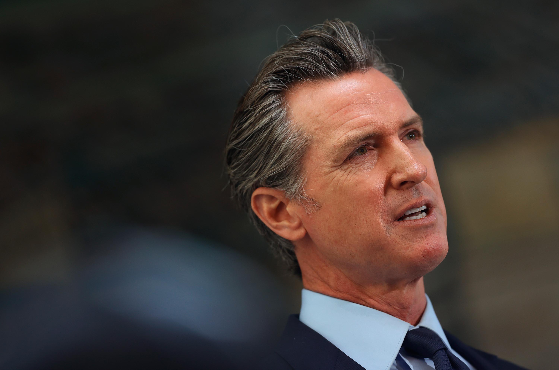 California Gov. Newsom sharpens message as Larry Elder poses threat in recall race