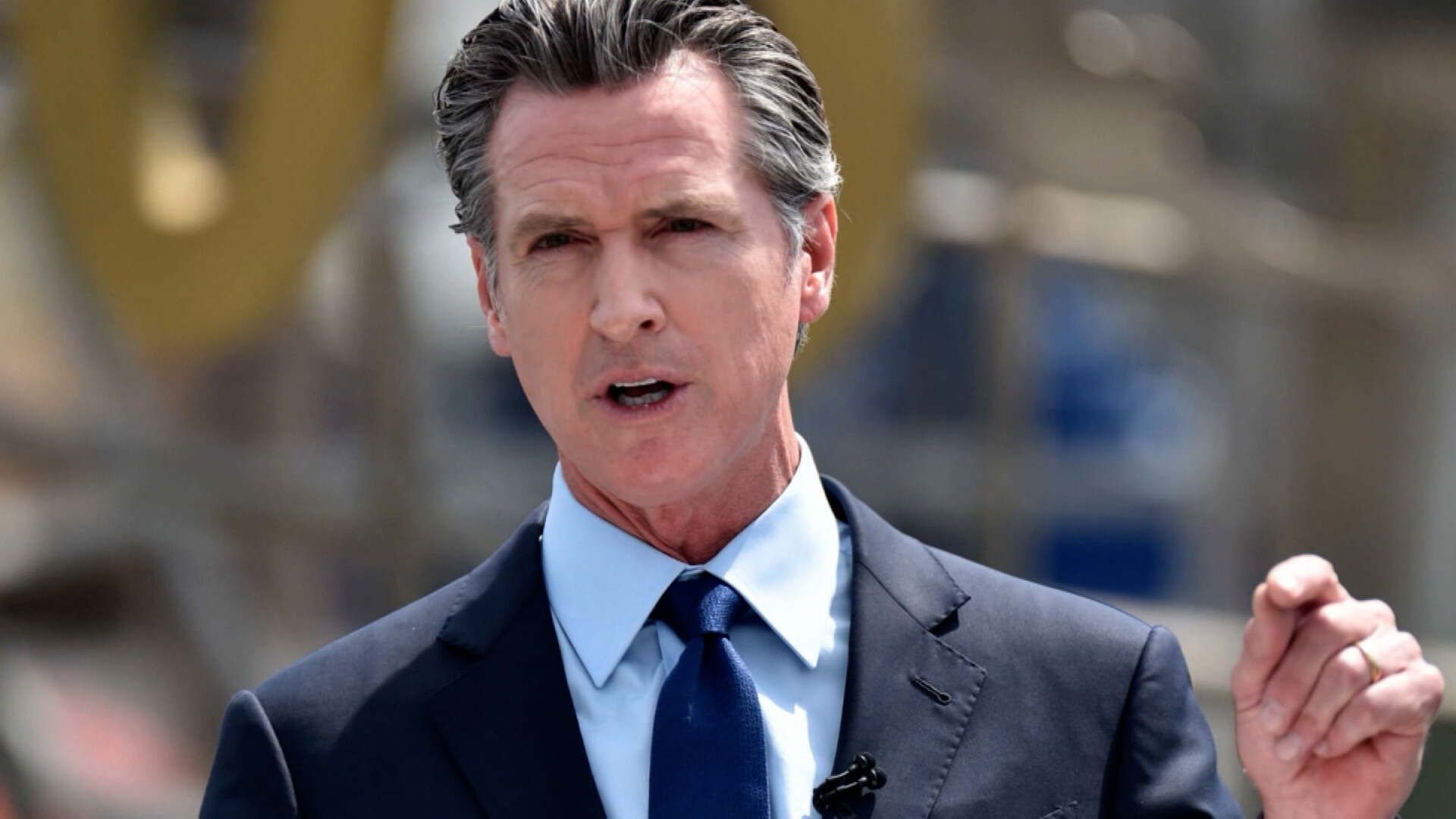 Newsom fights recall by sharpening contrast with Elder in effort to energize female voters