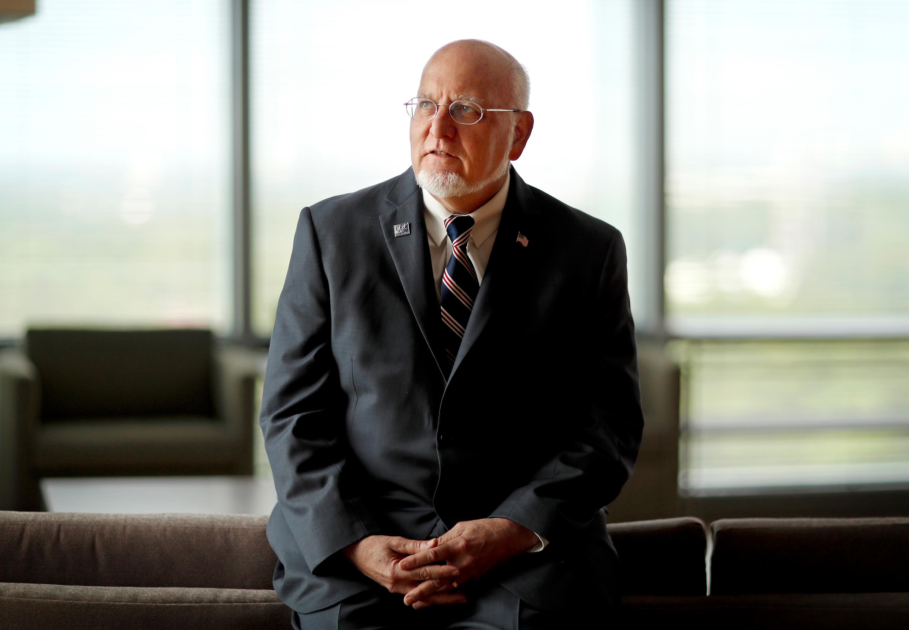CDC woes bring Director Redfield's troubled past as an AIDS researcher to light